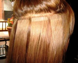 Hair extensions services micro ring hair extensions tape hair extensions sit flat to the head making them a great choice for people with fine thinning hair to normal tape hair extensions is a gentle method pmusecretfo Images