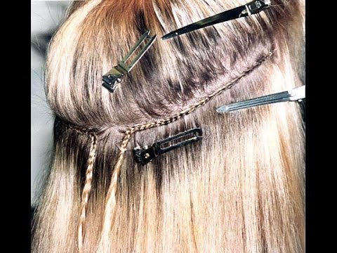 sew in track weave